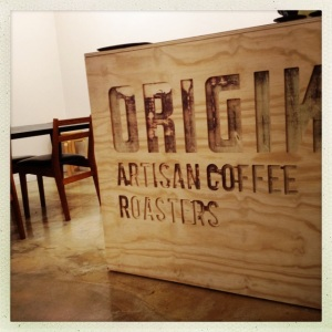 Origin Coffee at Fast and Remarkable