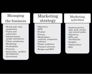 Business and marketing overview